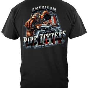 Labor Apparel Pipe Fitters T shirt